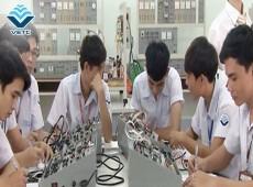 Trường Cao đẳng Công nghệ TP. Hồ Chí Minh