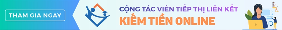 Cộng tác viên - Kiếm tiền online