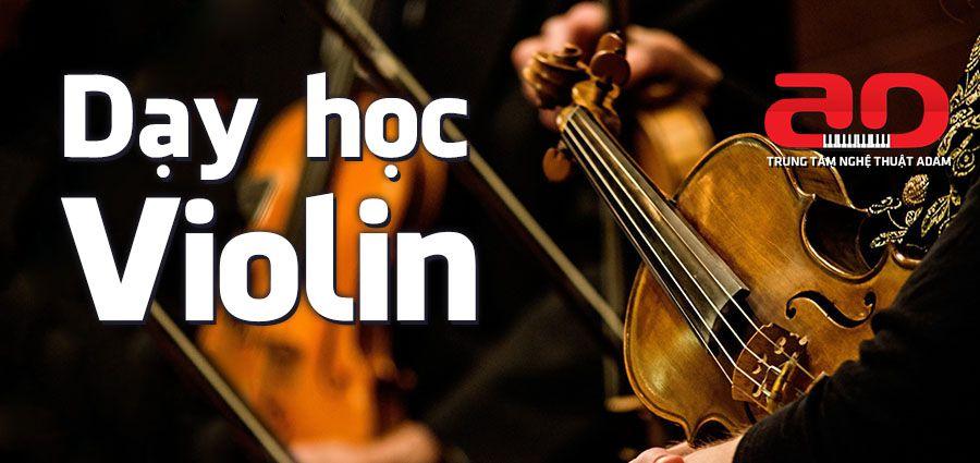 Khóa dạy violin