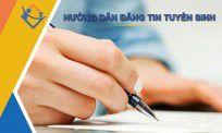 Hướng dẫn đăng tin tuyển sinh