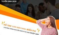 Tuyển sinh 2020: Tăng mức hỗ trợ cước điện thoại miễn phí cho thí sinh nhập học