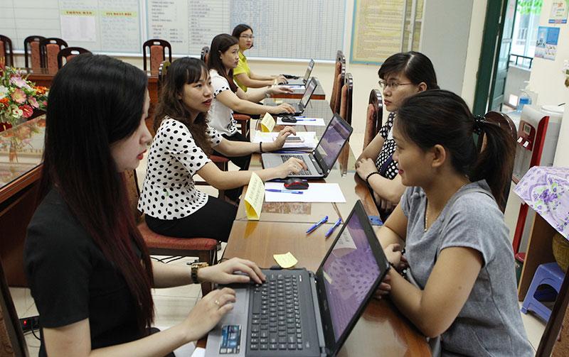 Tuyển sinh đại học và sau đại học trực tuyến - một hình thức tuyển sinh mới