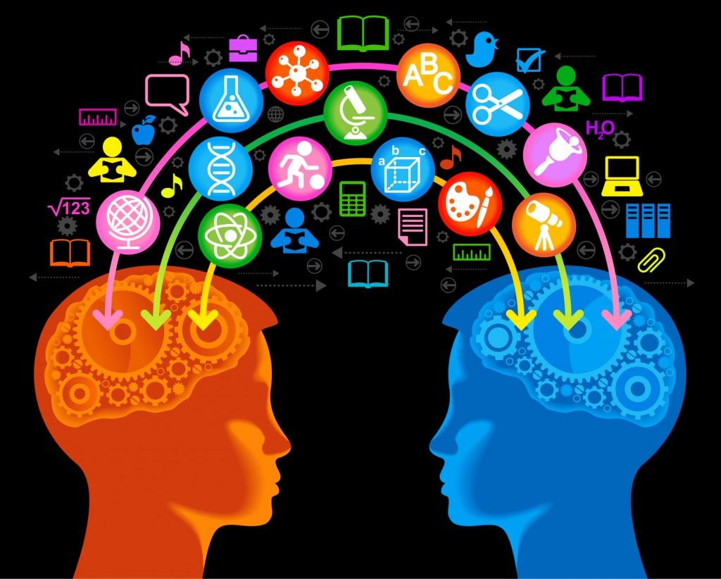 Học tâm lý học là nghiên cứu 1 phần về bộ não con người