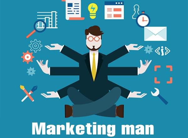Nghề marketing giúp bạn thỏa sức phát triển, khám phá các công cụ, kỹ năng