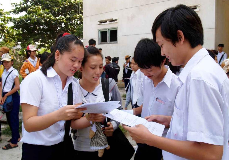 Tổng hợp những điều quan trọng cần biết sau khi xem điểm thi THPT quốc gia